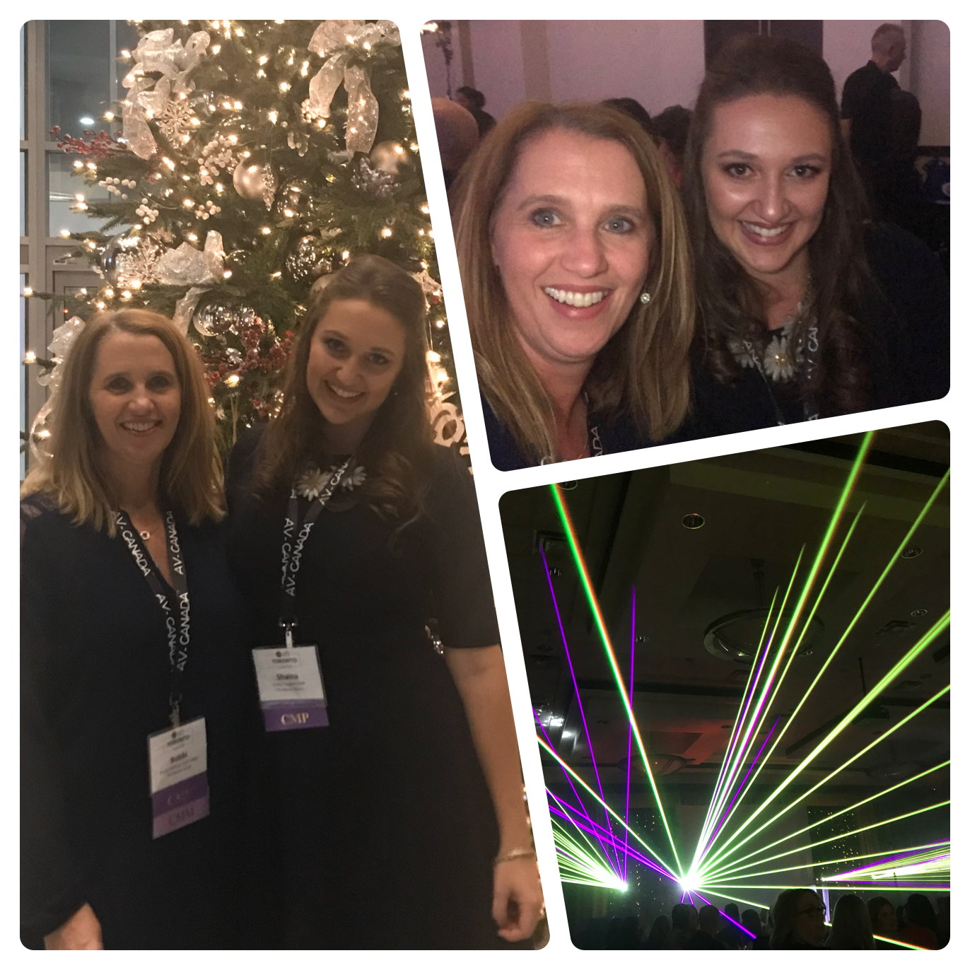 Industry Christmas Gala at the Toronto Convention Centre