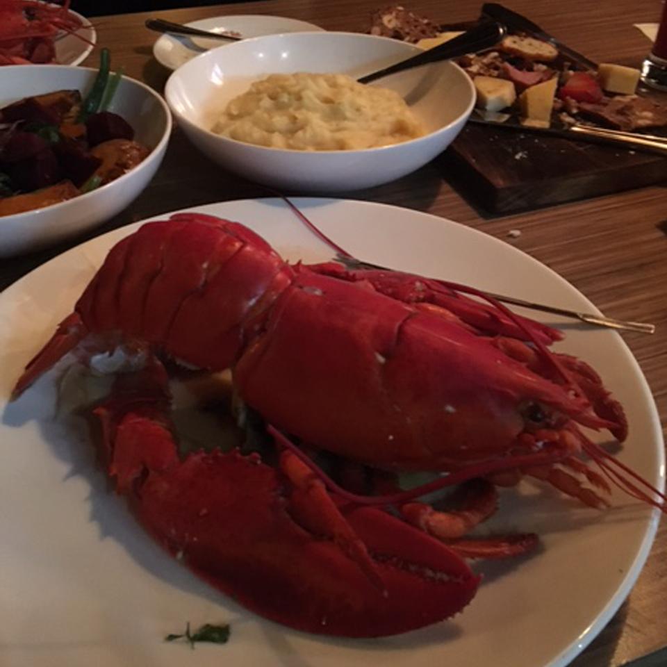 Lobster Parade Dinner Halifax