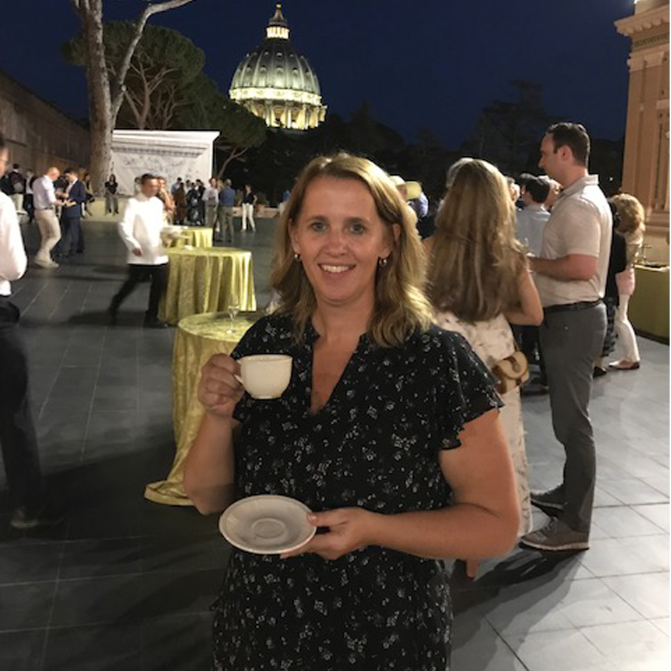 Social Event at St. Peter's Basilica for a World Congress in Rome