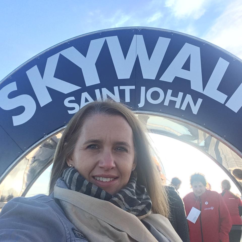 FAM - Skywalk in Saint John, New Brunswick